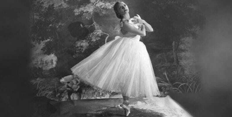 Alicia Alonso es el alma del ballet Giselle. Foto: Archivo