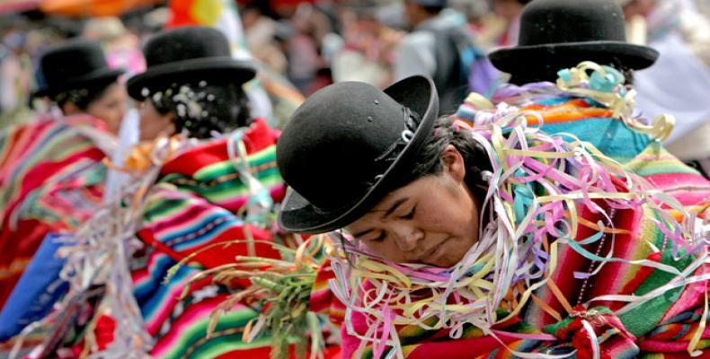 Cultura en Bolivia