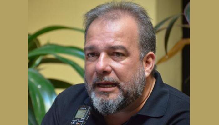 Cuban Tourism minitser, Manuel Marrero. (File Phopto)
