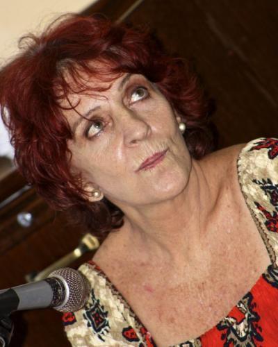 Margarita Mateo. Foto tomada de Internet
