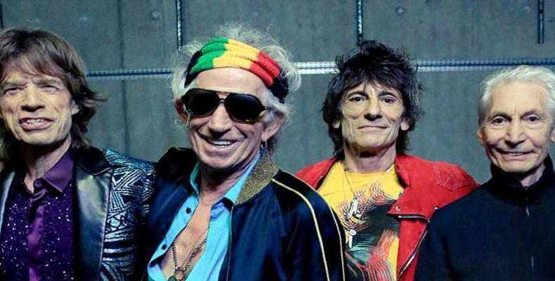 Después de 21 años, regresan a Chile la mítica banda The Rolling Stones. (Foto: latercera.com)