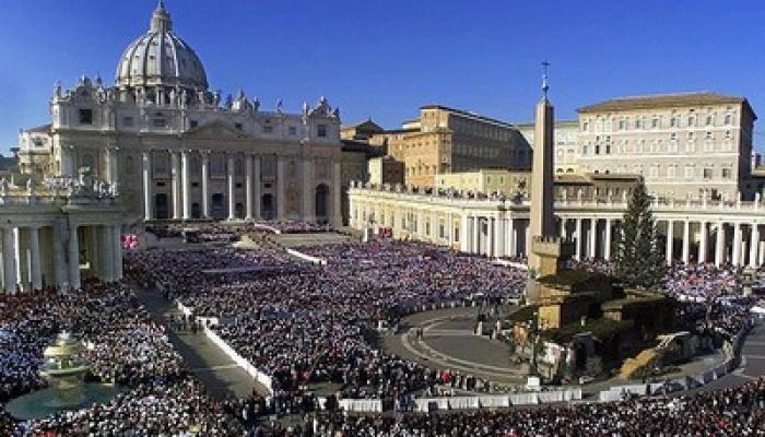 El Vaticano, donde radica Universidad Pontificia