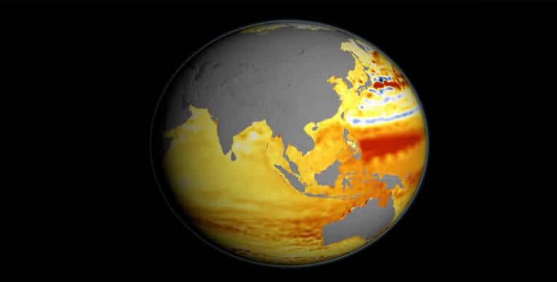 Un equipo de científicos predice que el dióxido de carbono jugará un papel determinante en el futuro de nuestro planeta. (Imágen:NASA)