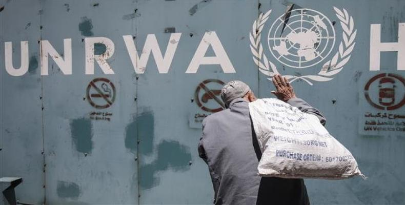 Canada allocates $50 million in aid to UN agency for Palestinians.  Photo: AP