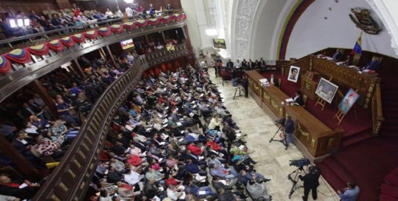 Asamblea Nacional Constituyente (ANC) de Venezuela