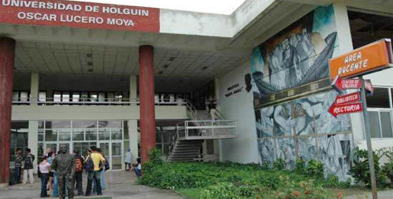 La Conferencia Científica Internacional de la Universidad de Holguín propicia un espacio de debate para la transmisión de experiencias.Foto:Archivo.