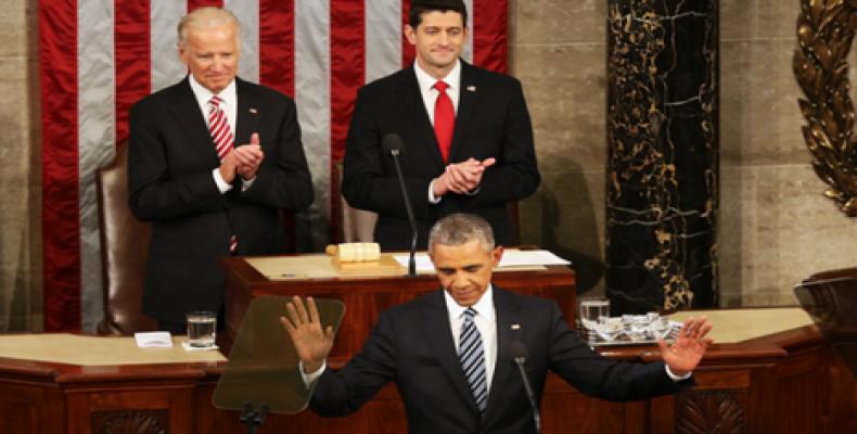 Obama ante el Congreso