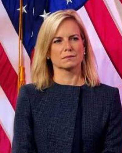 No nos disculparemos por hacer nuestro trabajo, Kirstjen Nielsen, secretaria estadounidense del DHS