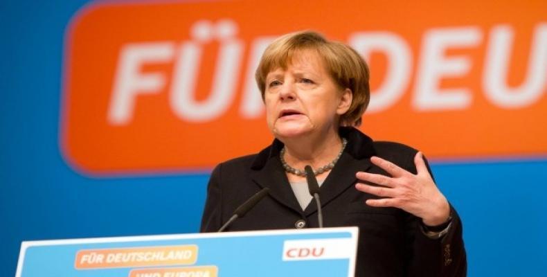 Ängela Merkel