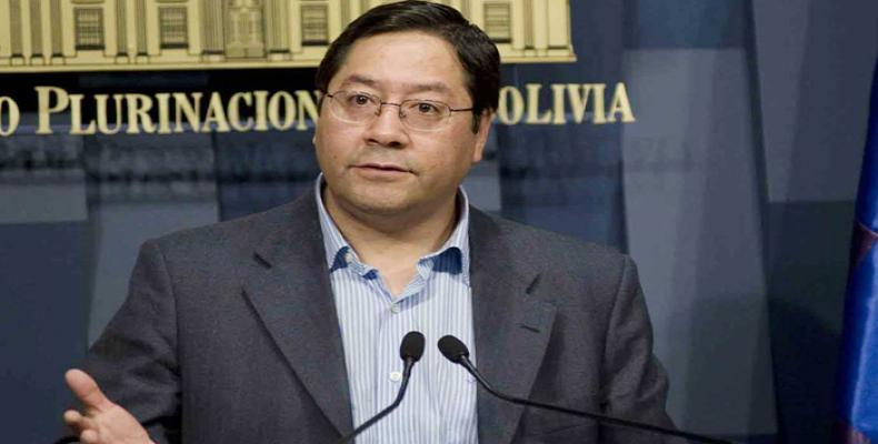 Exministro de Economía Luis Arce Catacora