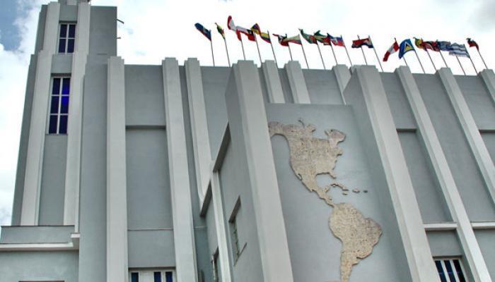 Casa de Las Américas, en La Habana. Foto: Archivo