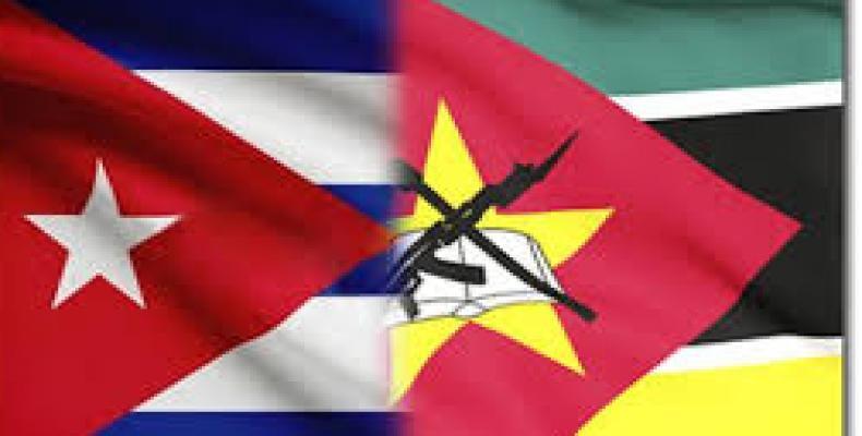 Ambos países mantienen vivo el legado de hermandad profesado por los líderes históricos Fidel Castro y Samora Machel. Foto: Archivo