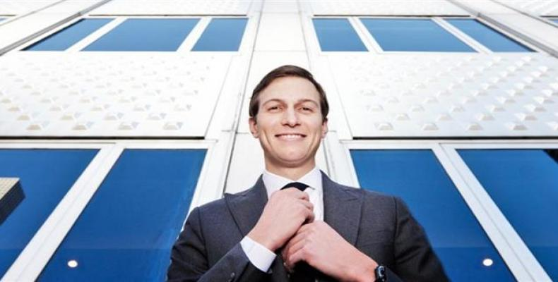 Outgoing Mexican president to present Jared Kushner with award.  Photo: EFE