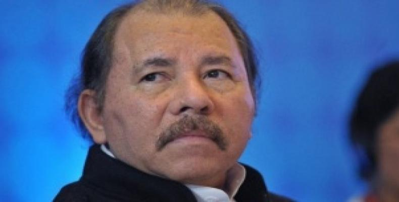 Nicaraguan President Daniel Ortega says planned U.S. sanctions will being poverty.  Photo: Reuters