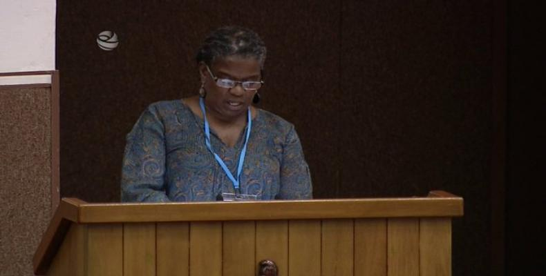 Gail Walker,  IFCO-Pastors for Peace Executive Director