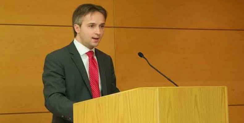 Jake Colvin, vicepresidente del NFTC. Imagen: PL
