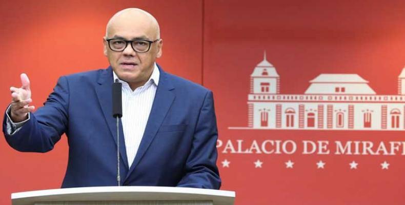 Rodríguez aseguró que se está edificando un sistema completamente imposible de ser atacado por los terroristas. Foto: Archivo