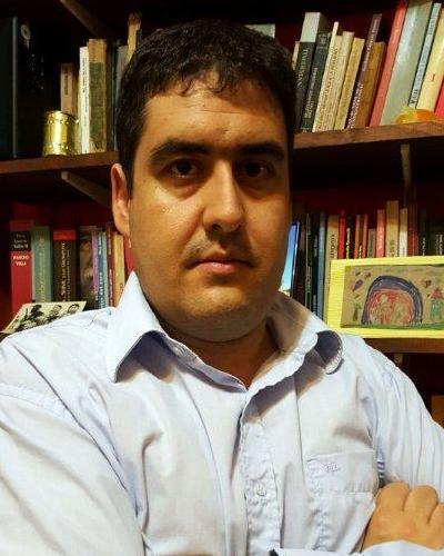 Mateo Grillé. Foto: cortesía del entrevistado