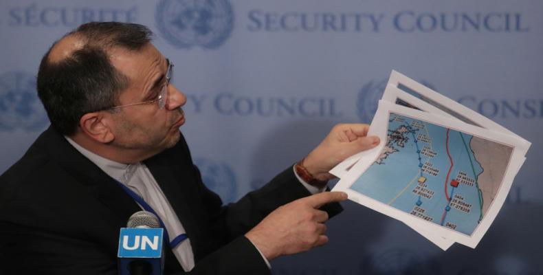 Iran's Ambassador to the United Nations Majid Takht-Ravanchi.  (Photo: UN)