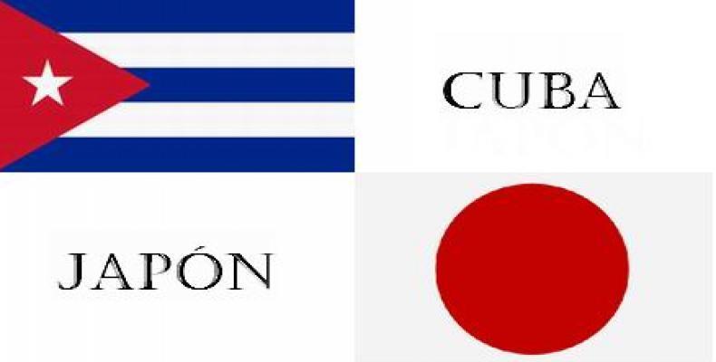 Exposição sobre a presença japonesa em Cuba.