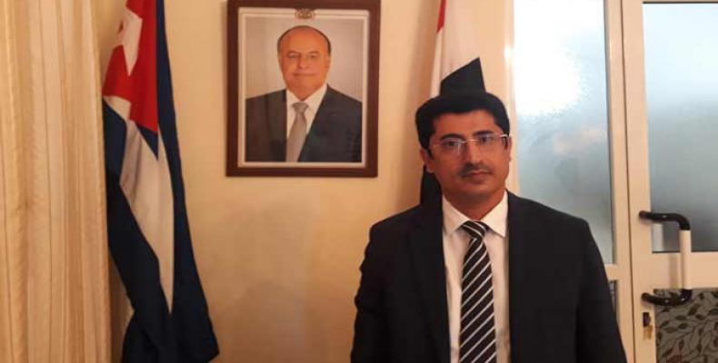 Yemen's Deputy Foreign Minister visits Cuba