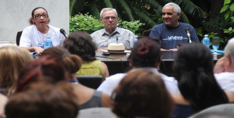 Tatiana Viera señaló que las acciones se desarrollarán a la par del plan de gobierno dirigido a solucionar problemas acumulados en La Habana. Foto: Omara García