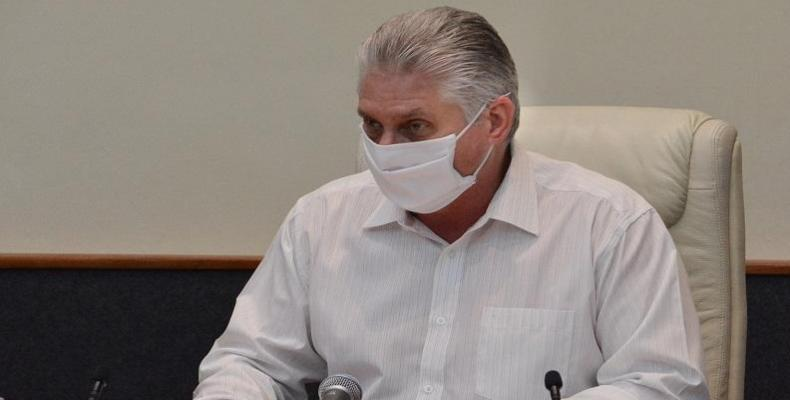 Díaz-Canel urges increased food production in Cuba