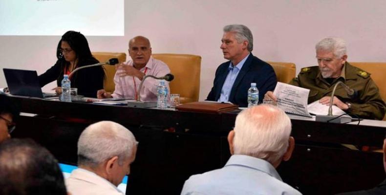 Miguel Díaz-Canel, kuba prezidanto   foto: @PresidenciaCuba