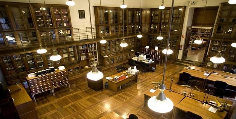 Biblioteca Nacional de España (Foto/abc.es)