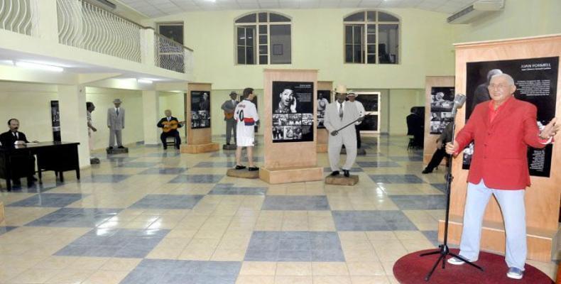 El Museo de Cera de Bayamo arriba a sus 15 años en función.Foto:Luis Carlos Palacios.