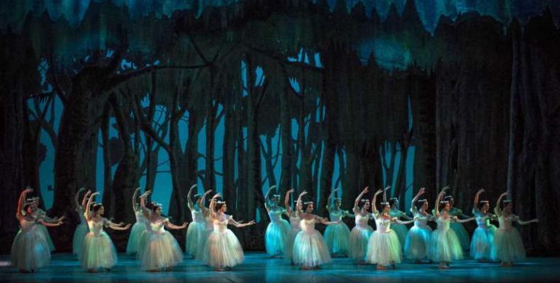 Desde el 30 de este mes hasta el 15 de abril próximo el Ballet Nacional de Cuba iniciará una nueva temporada de presentaciones de obras universales.Foto:Interne