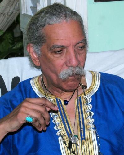 Rogelio Martínez Furé. Foto: Félix de la Nuez