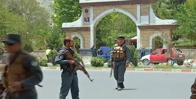 Another suicide attack kills religious leaders in Afghanistan.  Photo: AFP