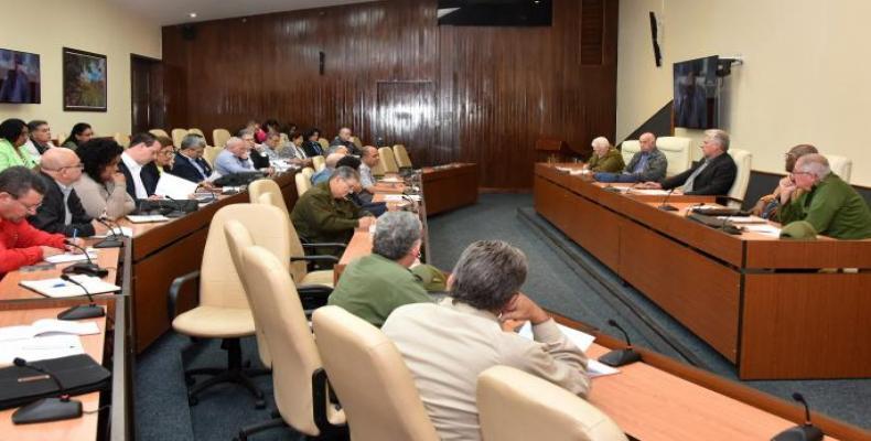 Le Conseil des ministres a analysé les actions à entreprendre pour réparer les dégâts causés par la tornade dans les plus brefs délais.