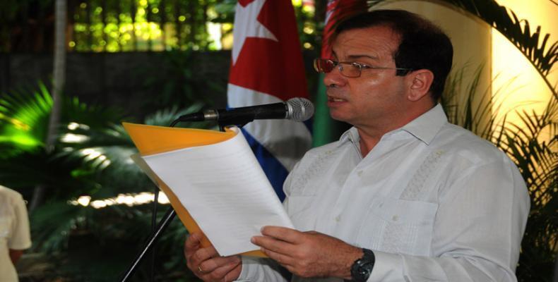 González señaló que no se ha podido quebrar la unidad del pueblo cubano en torno a su Revolución. Fotos: Archivo