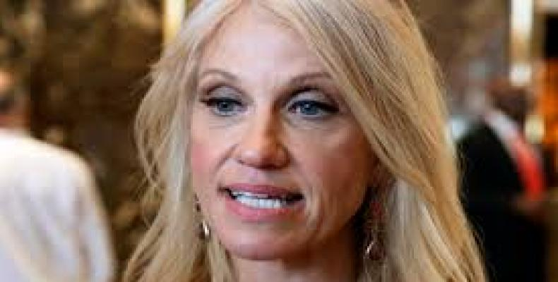 Kellyanne Conway, Senior Counselor to U.S. President Donald Trump