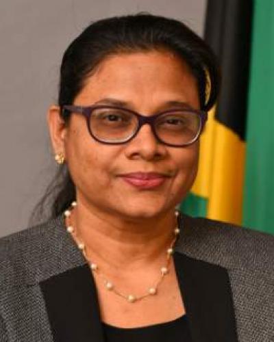 Estamos en constante estado de preparación para desastres, aseguró la directora médica del ministerio de Salud, Jacquiline Bisasor-McKenzie