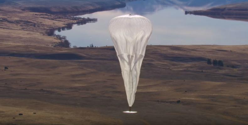 YouTube / Project Loon