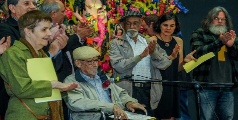 Casa de las Américas' President, Roberto Fernández Retamar