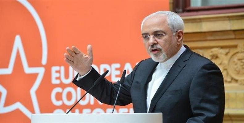 Iranian foreign minister says wherever U.S. goes, chaos follows.  Photo: Press TV