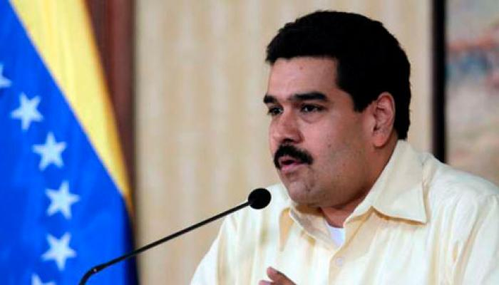 Nicolás Maduro. Foto: Archivo
