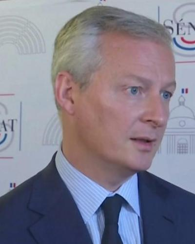 Bruno Le Maire, France's economy minister.