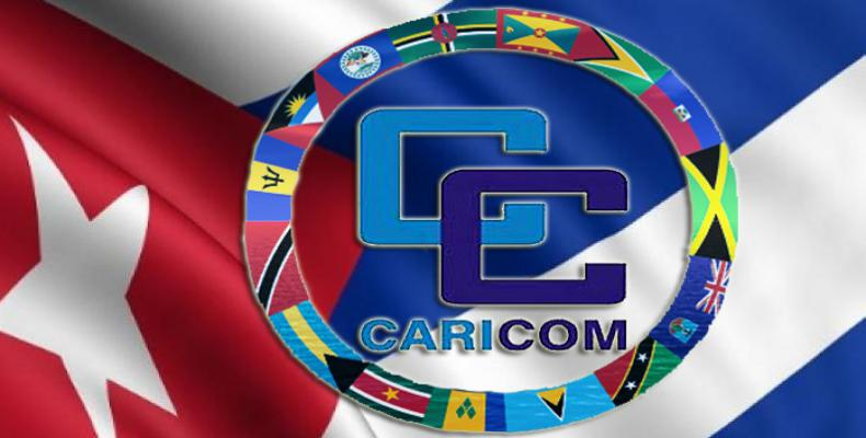 The statement also rejected the imposition of unilateral coercive measures and urged an immediate and unconditional end of  the US economic blockade on Cuba.