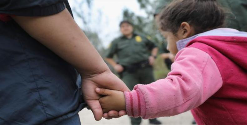 UN human rights head: Trump policy separating migrant families is abuse.  Photo: Getty