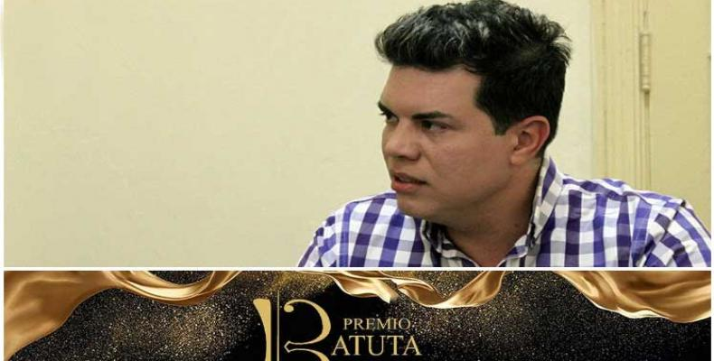 Celebrarán en Cuba ceremonia internacional de Premios Batuta en 2020. Foto: PL.