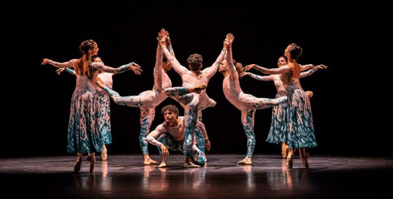 Un momento especial en las presentaciones será las actuación de los Primeros Bailarines del Ballet Estatal de Baviera, Laurretta Summerscales y Yonah Acosta.Fot