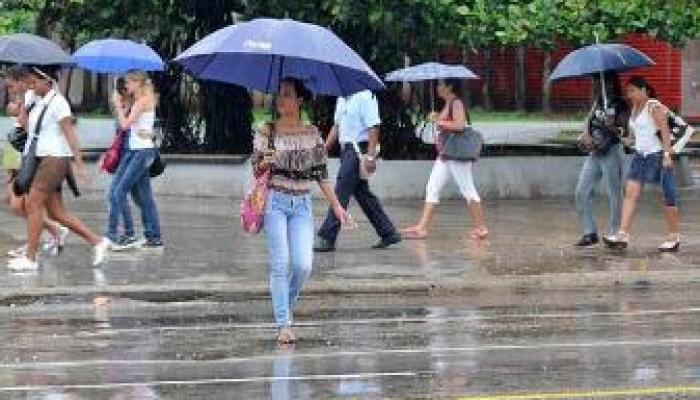 La situación meteorológica puede generar además, eventos de tiempo severo en algunas localidades. Foto: Archivo