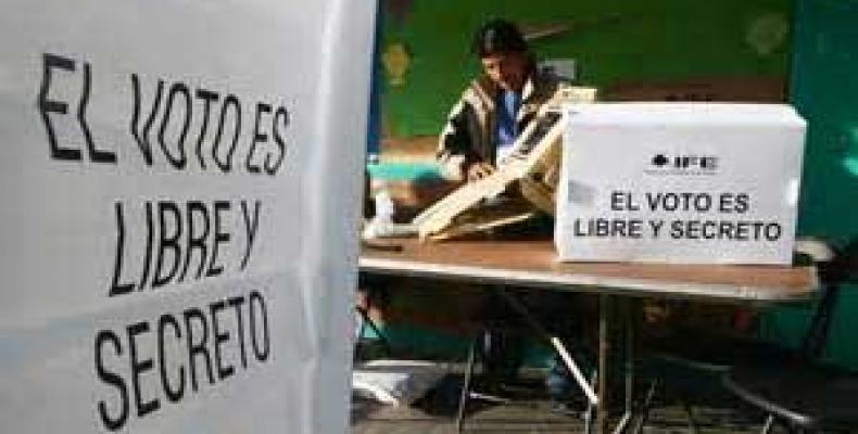 López Obrador é candidato presidencial no México pelo Movimento de Regeneração Nacional.
