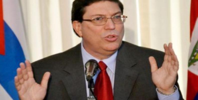 Bruno Rodriguez Parrilla