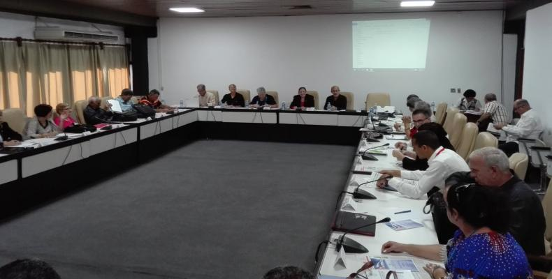 8va Legislatura de la Asamblea Nacional del poder Popular Foto:Roberto Bastidas